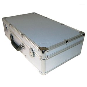 51x28x13.5cm Aluminum Tool Case Outdoor Box Portable Safety Equipment instrument Case Suitcase Outdoor Safety Equipment1