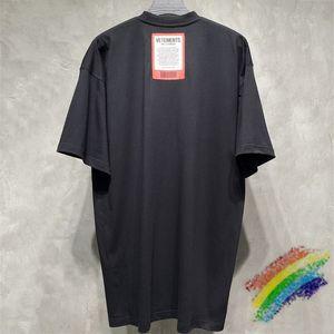 2021SS Heavy Stoff T-Shirt 1 Hochwertige Übergröße Top Tees bestickte Tag T-Shirts