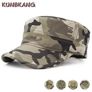 2020 Camouflage Baseball Cap Men Tactical US Army Marines Navy Cap Trucker Flat Caps Men Baseball Camo Cap Bones Snapback Gorras