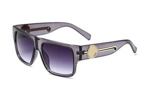 2021 Luxury new Brand Polarized Sunglasses Men Women Pilot Sunglasses UV400 Eyewear Glasses Metal Frame Polaroid Lens 4368