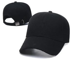 Yüksek Kalite Kapaklar Tuval Şapka Erkek Kadın Şapka Açık Spor Eğlence Strapback Cap Avrupa Tarzı Güneş Şapka Beyzbol Şapkası Hediye için