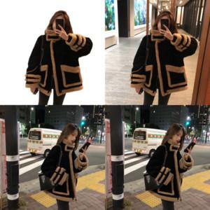R9F Fashion Bandana Jacket Puffer Winter Coat for Warm jacket Lambswool Women women's Parkas Streetwear Cropped Jackets Outwear Thicken
