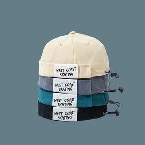 Beanies Casual Short Thread Hip Hop snapback hat Adult Men Beanie Female hip hopBeanie Skull Cap Elastic Hats Unisex