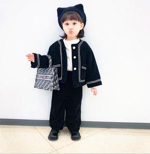 Fashion New Kids Letter Handbags Lady style children woolen show bag Women Mini Messenger Bags A4730