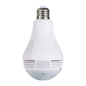 wireless wifi outdoor security cameras Bulb camera 1080P 360° HD panoramic wireless surveillance monitor camera