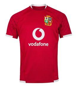 -2020 2021 Britische Irische Löwen Rugby Jersey 20 21 Britische Löwen Rugby Home Training Hemd Größe S-5XL