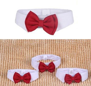 Gentleman Dog Bow Ties Pet Adjustable Cat Neckties Butterfly Tie Necktie Collar Decor Acces bbyDCQ bdesports