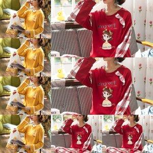 67tO Taze Kısa Kollu pijamalar tasarımcı tulum Setleri SummerWomen Gazlı bez Pamuk pijamalar Kadın Casual Kore Pijama Pyja bodysuit