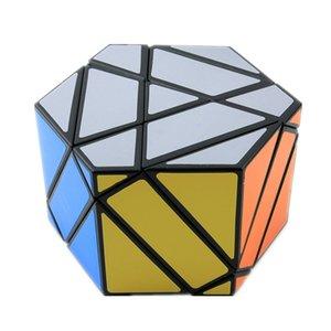 DianSheng Shield Magic Cube Modun Puzzle Cube IQ Rompicapo Giocattoli Velocità Magic Cube puzzle Giocattoli Giocattoli educativi per i bambini