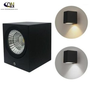 LED Wall Light Up Down Aluminum 6W Indoor Outdoor Wall Sconce Lamp Bedside Lights for Living Room Hallway Bedroom Corridor1