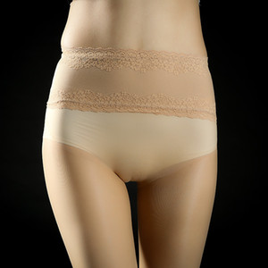 Lace Seamless Waist Mask Smooth, Tiptoe, Smooth and Stoy Summer Stoings Panty Hose.