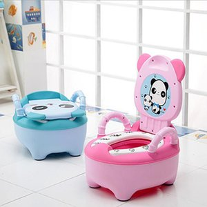 Portable Baby Potty Cute Folding Baby Toilet Car Children's Potty Child Potty Chair Training Seat Boy Girls Kids Toilet Seat 201013