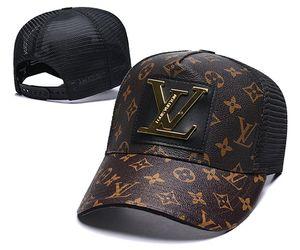 2020 New classic Hot sales pu Leather Caps16 Style hats for men Fashion snapbacks baseball cap women visor gorras bone casquette leisure hat