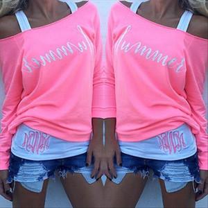 2020 Fashion Women Summer Autumn Long Sleeve Loose tshirt Ladies Casual Tee Tops T Shirt NEW