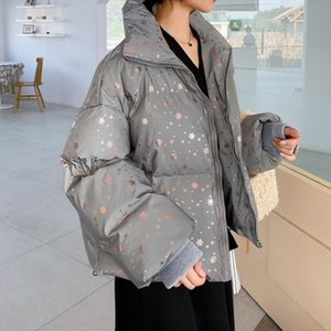 New Autumn And Winter Plus Size Women Jacket Female Full Sleeve Warm Fashion Parka Coats And Tops