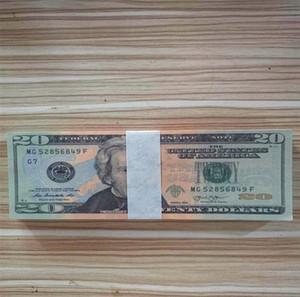 jogo de brinquedos adultos maioria dos Prop Realistic bar dinheiro Euro dólar libra adereços infantil adereços jogo especial filme fase Euro dólar libra money0019