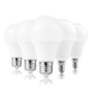 E27 E14 LED Bulb Lamps 3W 6W 9W 12W 15W 18W 20W Lampada LED Light Bulb AC 220V 230V 240V Bombilla Spotlight Cold Warm White