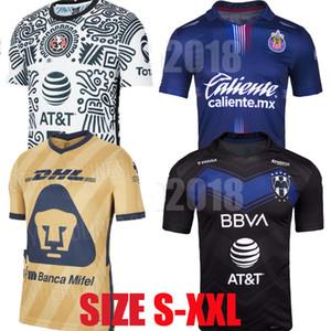 Liga MX 21 22 Club America Soccer Jerseys Third 2021 2022 المكسيك Xolos de Tijuana Tigres Unam Guadalajara Chivas Cruz Azul كرة القدم