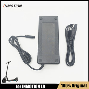 Inmotion L9 스마트 전기 스쿠터 Inmotion Kickscooter 63V 리튬 온 배터리 충전기 전원 공급 장치 액세서리