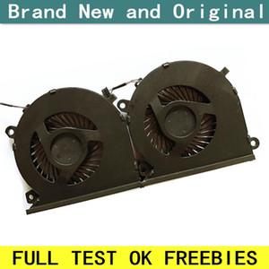 New laptop CPU GPU cooling fan Cooler Notebook PC for ThundeRobot TR 911Air 911 Air fan cooler 0FL0F0000H 4INLAFAST003A