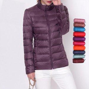 Winter Women Down coats Duck Down Jacket Women Ultra Light Jacket Feather Plus Womens Overcoat Windbreaker Coats