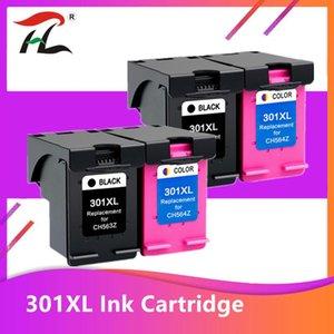 Чернильные картриджи 4PACK 301XL картридж совместимый для 301 XL зависть 5530 DeskJet 2050 2540 2510 1000 1050 принтер