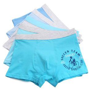 / Lotto Cartoon Plus Size - Modal Cotton Bambini Biancheria intima Bambini Bambini Bambini Boy Boxer Panties Adolescente Underpants LJ200911
