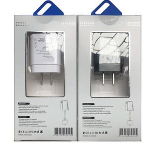 2 В 1 PD зарядное устройство 18W 25W Power Adapter Kit быстрой зарядки док-станция Quick Eu Us дюбеля USB C 3FT кабель для Samsung Galaxy S20 S10 Примечание 10