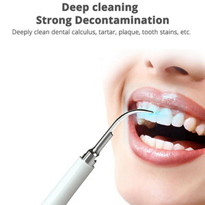 بالموجات فوق الصوتية المتسلق نصائح قبضة صالح للSoocas فرشاة الأسنان الكهربائية إزالة حساب التفاضل والتكامل البلاك الأسنان وصمة عار