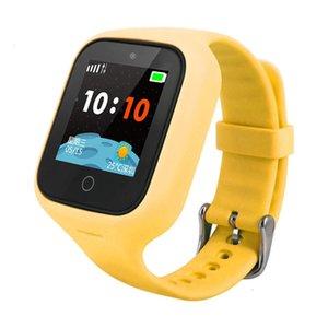 S668 Smart Watch Smart Watch Sos Zapgx Appel d'urgence Sos Zapgx Plage électronique Positionnement Micro Chat Réveil Horloge Ovu2W1WY