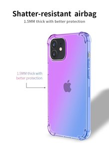 Stylish mobile phone case for iPhone 12 Pro Max XR XS Samsung S20 note20 1.5mm TPU