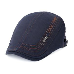 2020 Fashion Denim Beret For Women Men Casual Cabbie Ivy Flat Cap Newsboy Cap Outdoor Summer Sun Hat