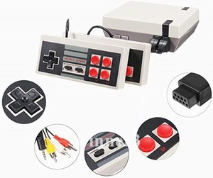 2020 Mini TV Can Store 620 500 Game Console Video Handheld For NES Games Consoles With Retail Box DHL