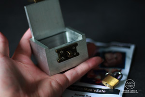 Бесплатная доставка сильная коробка Джо Порпер -card Magic, волшебные реквизиты, огонь, кости, комедия, умственные, волшебные трюки, уловка 1020