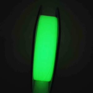 108m Leuchtende super starke Knotenkraft Unsichtbares Nylonlicht weiche nicht lockige Angelfluoreszenzlinie 201118