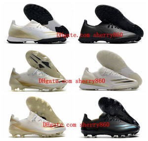 2020 Chaussures de football pour hommes de haute qualité x tshosted.3 TF Cleats de football x tshosted.1 FG AG Bottes de football Nouvelle arrivée