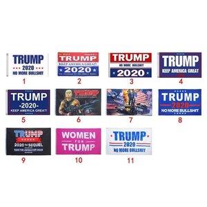 Başkan USA Donald Trump Seçim Bayrağı 2020 Donald Bayraklar Zza 3 gün teslimat için Stok Trump Bayrak Amerika Yine de