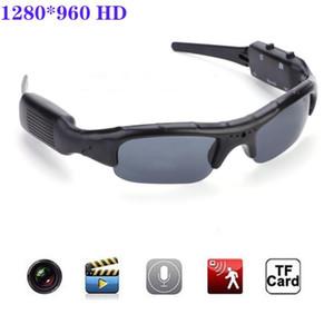 Mini-Kameras Camcorder Sports Cam Recorder Digitalkamera Sonnenbrille HD Brille Eyewear DVR DV Video zum Laufen Radfahren