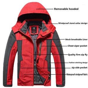 7XL Windbreaker1 Jacket Mesh Men 8XL Male Raincoat Mens Tactical Jackets Waterproof Breathable Outwear Softshell Size Hvtga