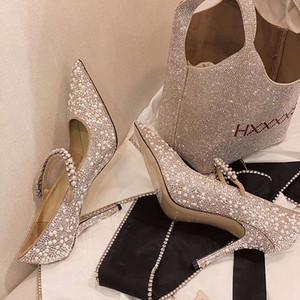 Hot Sale-Fashion women's shoes high heels wedding party