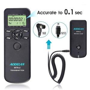 AODELAN WTR2 مصراع لاسلكي تنتج جهاز التحكم عن بعد ل Z6، Z7، Coolpix P1000، D850، D810، D700، D4، D5، D4S، D41001