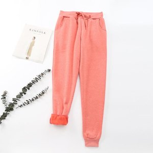 New Women Running Yoga Pants High Waist Long Baggy Pants Women Sweatpants Loose Trousers Autumn Winter Streetwear Clothes