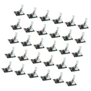 30 Pieces Rotary Encoder Module Brick Sensor Development Board Test For KY-040
