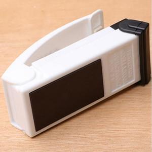 Macchinari di laminazione del calore Mini Borsa portatile Resealer Packing Bag Sacchetto di plastica Impulse Sealer Portatile Viaggio PRESSIONE MANO VIAGGIO SAVER SAVER EWC3374