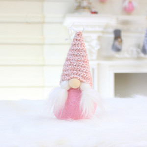 Grey Christmas Faceless Dolls Ornaments Childrens Room Bedroom White Beard Doll Toy Decorate New Pattern Hot Sale 3 9qy J2