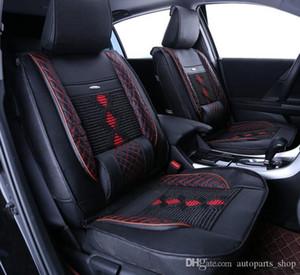 Подходит для Полный набор 5-автокресел чехлы для сидений Подушка Премиум Кожа PU сиденья Protector