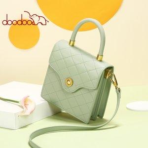 Высококачественная сумочка дамы моды тренд диагональный мешок Европа и америка вентилятор элегантная атмосфера одно плечо алмаз маленький квадратный мешок