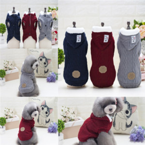 vDSH ApparelFree Dog dog Fashion personality Bikini clothe pet Clothes coral flee printing Casual Cats Vest Sexy Pet Coat