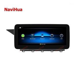 Автомобиль видео Navihua Qualcomm 10,25 дюймовый сенсорный экран Android 10.0 для C 2011-2014 DVD-плеер Стерео автоматическая GPS навигация мультимедиа1