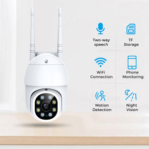 Outdoor PTZ Wireless CCTV 1080P Full HD ip Camera Wifi Security Camera Action Detection Waterproof Surveillance With Wifi